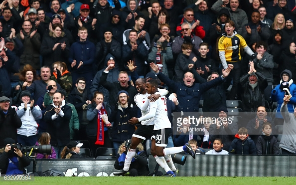 Aluko and Sessegnon were in excellent form (photo: Getty Images)