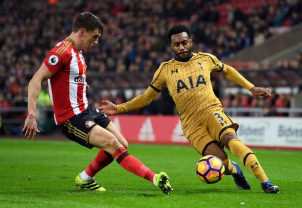 Último jogo de Rose foi contra o Sunderland, em janeiro (Foto: Laurence Griffiths/Getty Images)