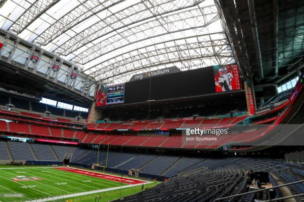 Photo of the NRG Stadium