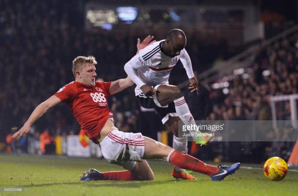 Worrall has become a very important player for Forest. (picture: Getty Images / Justin Sutterfield)