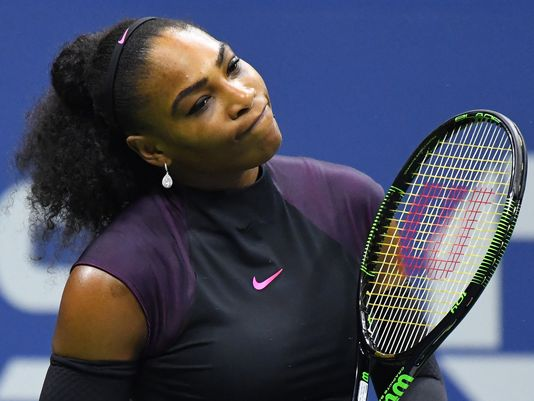 Serena Williams at the 2016 US Open | Photo: Robert Deutsch-USA TODAY Sports