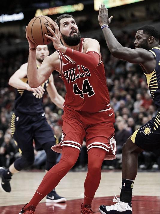 Mirotic, uno de los candidatos a reforzar los Pistons (Getty Images)