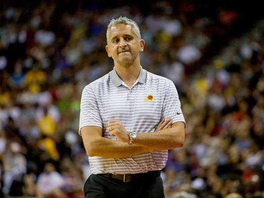 Phoenix Suns head coach