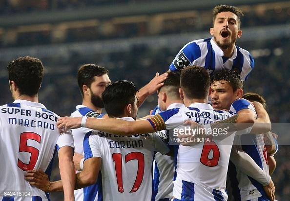 O FC Porto continua a acreditar e a mostrar que pode voltar a ser Campeão