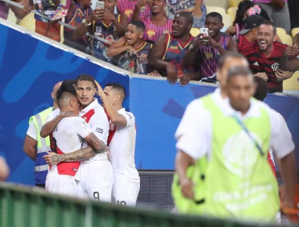 Perú recuperó aquel juego vistoso que exhibió en Rusia 2018   Foto: FPF
