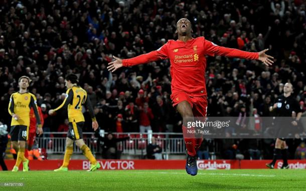 Wijnaldum rounded off a fine display with a goal. | Photo: Getty Images/Nick Taylor
