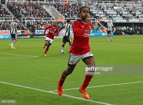 16-year-old Ryan Sessegnon has been a revelation for the Cottagers this season. (picture: Getty Images / Ian Horrocks)
