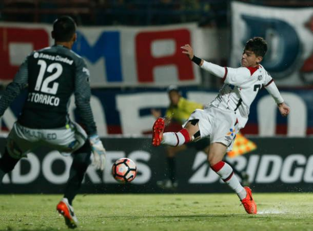 Rossetto não se intimidou em disputar a Libertadores (Foto: Gabriel Rossi / LatinContent / Getty Images)