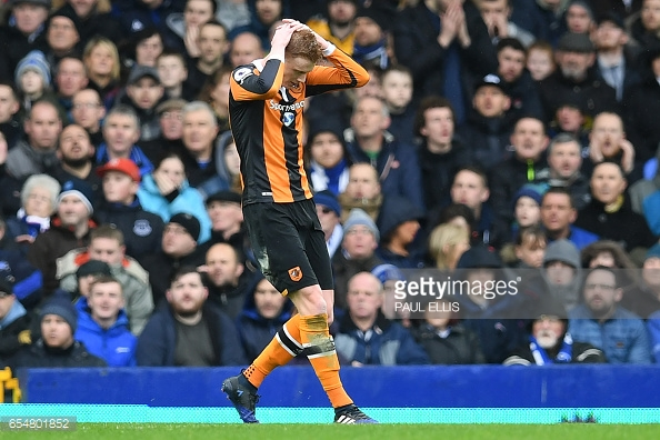 Sam Clucas went close to equalising for Hull (photo: Getty Images)