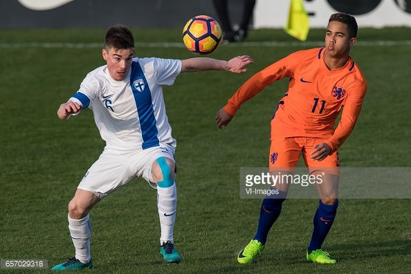 Justin Kluivert  (Foto: Getty Images)