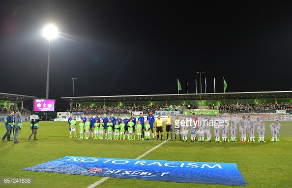 (the home of AOK Stadion, the home of Wolfsburg's development and women's teams (Photo: GettyImages/ Stuart Franklin)