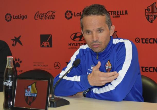 Foto de archivo de Xavi Bartolo | Fuente: CF Reus