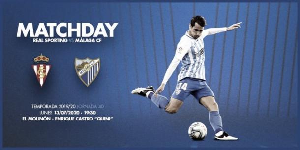 Dia de Partido. / Foto: Málaga CF