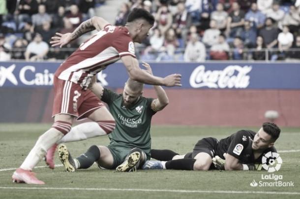 Darwin Nuñez hizo el definitivo 3-2./ LaLiga