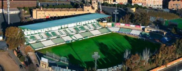 Estadio Salto del Caballo   Foto: CD Toledo