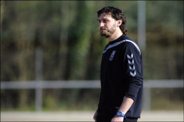 David Generelo confirmado como entrenador del Real Oviedo (FOTO: Real Oviedo)