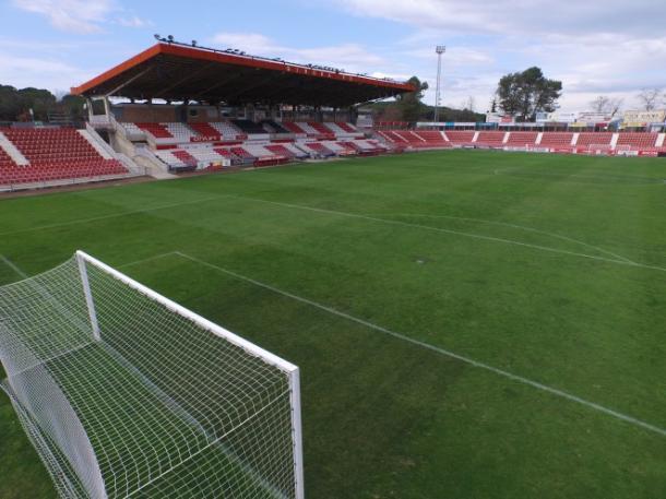 Vista de Montilivi | Foto: Girona FC