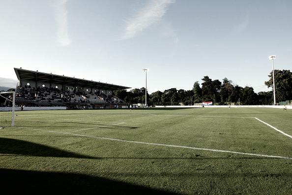El Colovray Stadium de Nyon, el escenario de la final de la UEFA Youth League | Getty Images