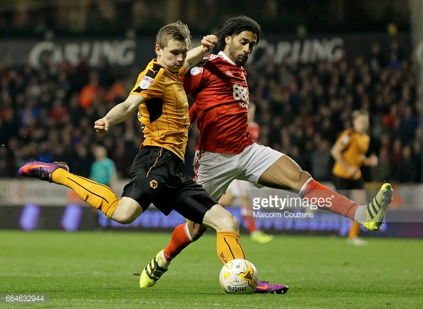 Armand Traore could be the club's main left-back next season. (picture: Getty Images / Malcolm Couzens)