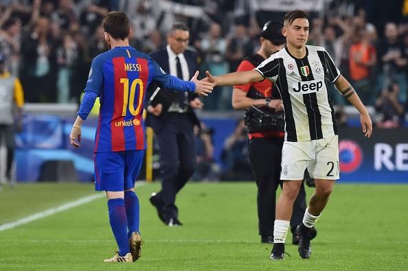Zagueiro da Juventus aponta Neymar e Dybala como o futuro do futebol mundial