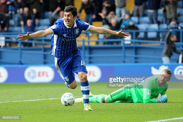 Fernando Forestieri has been a key figure for Wednesday this season. (picture: Getty Images / Kurt Fairhurst)