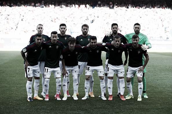 Equipe pronta para mais uma partida pela La Liga 2016-17   Foto: Getty Images