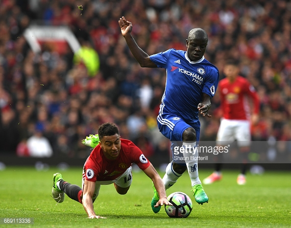 Kante has been sensational over the last two seasons. Photo: Getty.