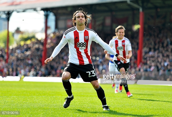 Could Jota be on his way to Pride Park? (picture: Getty Images / Justin Setterfield)