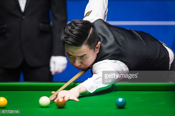 Guodong's exit reduces China's interest from six initial players to just one left standing (Photo: Getty Images)