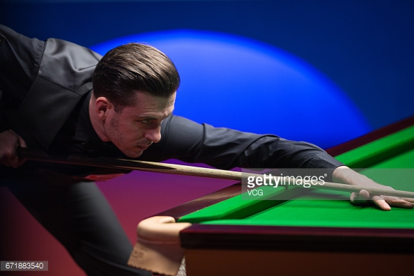 Selby still has work to do (photo: Getty Images)
