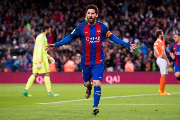 Liga:Barcellona e Real Madrid a valanga