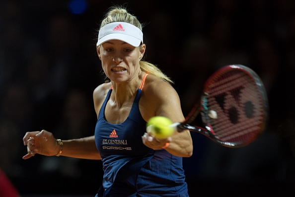 Kerber fight backs to the crowd's delight | Photo: Anadolu Agency/Getty Images