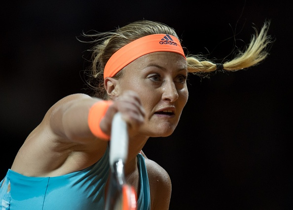 Mladenovic got off to a wonderful start | Photo: Anadolu Agency/Getty Images