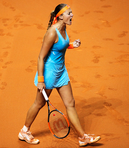 Mladenovic had some huge wins on clay | Photo: Adam Pretty/Getty Images