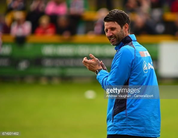 The Owls will face Danny Cowley's side on Monday. (picture: Getty Images / Andrew Vaughan - CameraSport)