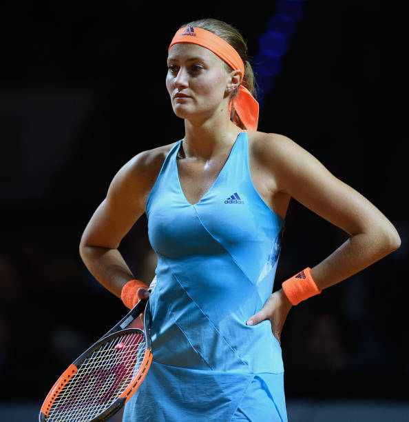 Mladenovic was very close to winning her second title in Stuttgart | Photo: Matthias Hangst/Getty Images
