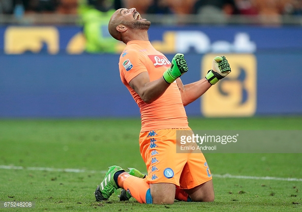 Benítez wants Pepe Reina to be his No. 1 next season. (picture: Getty Images / Emilo Andreoll)