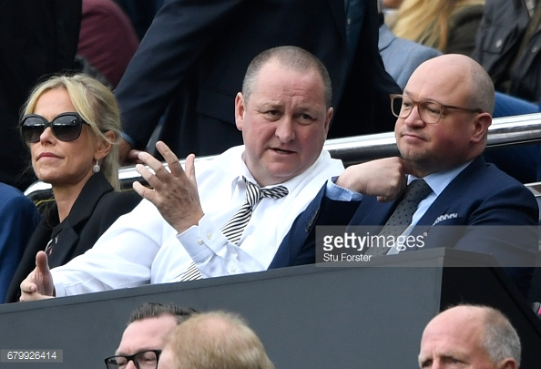 Charnley is testing Benitez' patience (Photo: GettyImages/ Stu Forster)