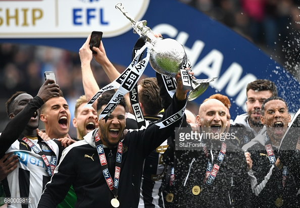 Newcastle pipped Brighton to the title on the final day. (picture: Getty Images / Stu Forster)