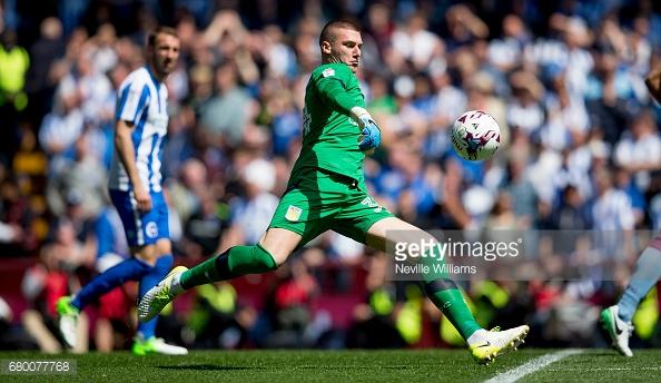 Johnstone impressed at Villa last season. (picture: Getty Images / Neville Williams)