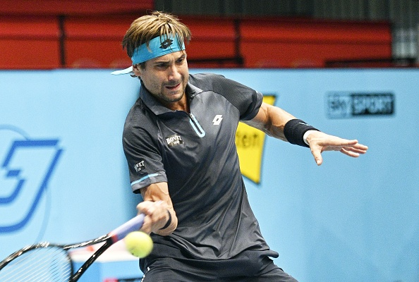 David Ferrer will be hoping to end his poor 2017 season on a high (Photo: Hans Punz/Getty Images)