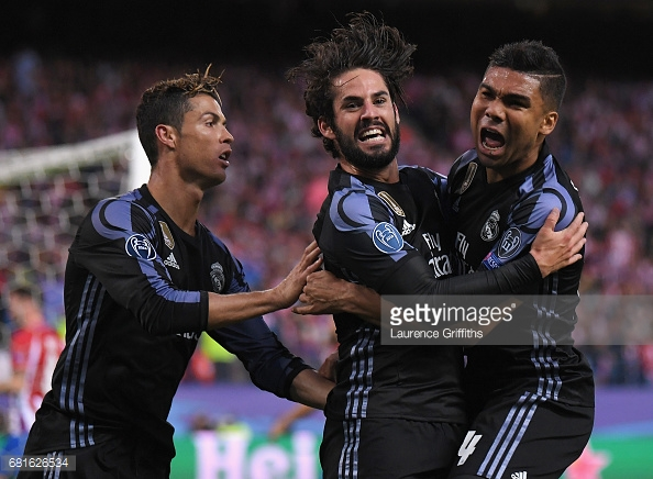 Isco grabbed the killer away goal in the second-leg. (picture: Getty Images / Laurence Griffiths)