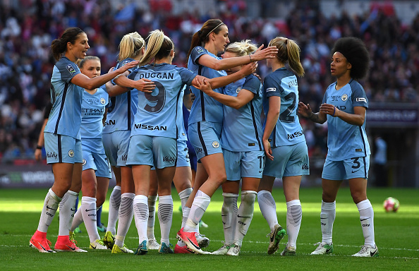 Manchester City are now holders of all three domestic competitions. Source: Manchester Evening News