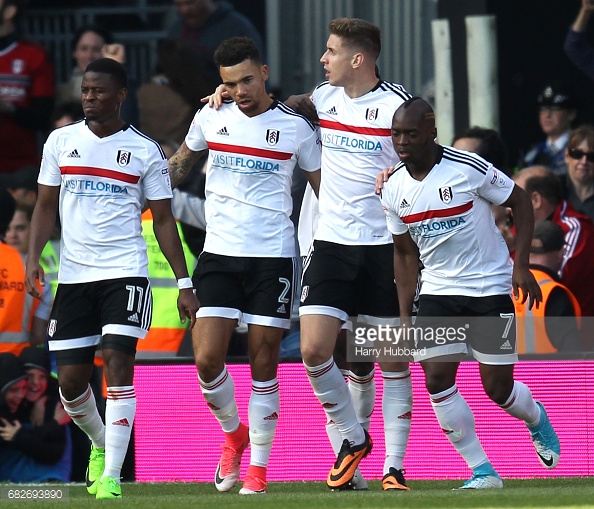 Tom Cairney got the equaliser for Fulham on Saturday. (picture: Getty Images / Harry Hubbard)