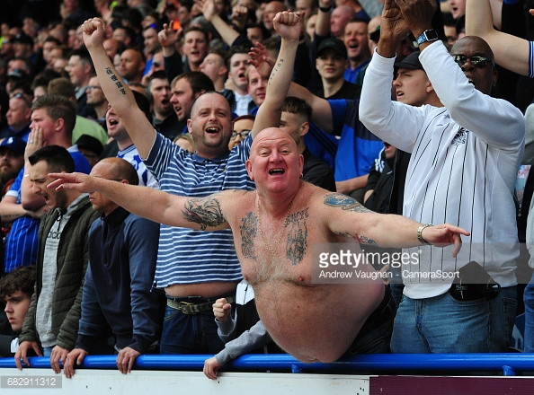 Wednesday supporters will fancy their chances of securing a trip to Wembley on Wednesday. (picture: Getty Images / Andrew Vaughan - CameraSport)