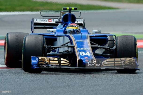 Wehrlein grabbed a crucial haul of points for Sauber. | Photo: Getty Images/Josep Lago