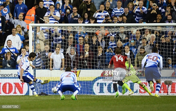Kermorgant managed to beat Bettinelli from the spot. (picture: Getty Images / Harry Trump)