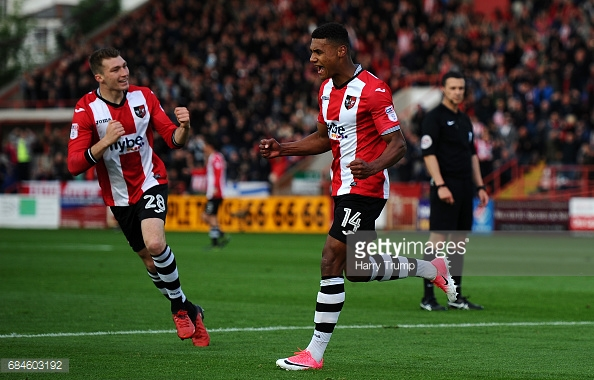 Can Watkins make the step up to The Championship at Brentford? (picture: Getty Images / Harry Trump)