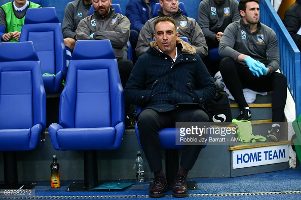 Carvalhal knows exactly what type of centre-half he wants. (picture: Getty Images / Robbie Jay Barratt - AMA)