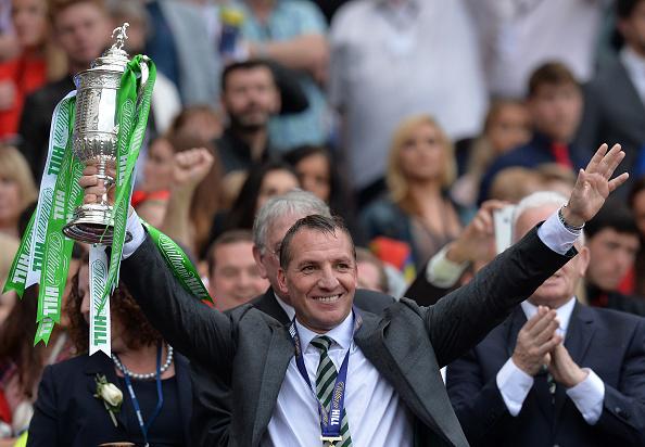 Grande responsável pelo feito, Rodgers chegou ao clube na temporada passada (Foto: Mark Runnacles / Getty Images)
